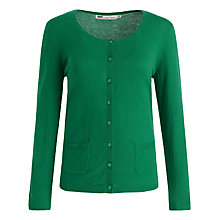 Buy Seasalt Magpie Cotton Cardigan, Drake Online at johnlewis.com