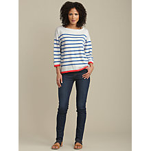 Buy Seasalt West View Cotton Top, Multi Online at johnlewis.com