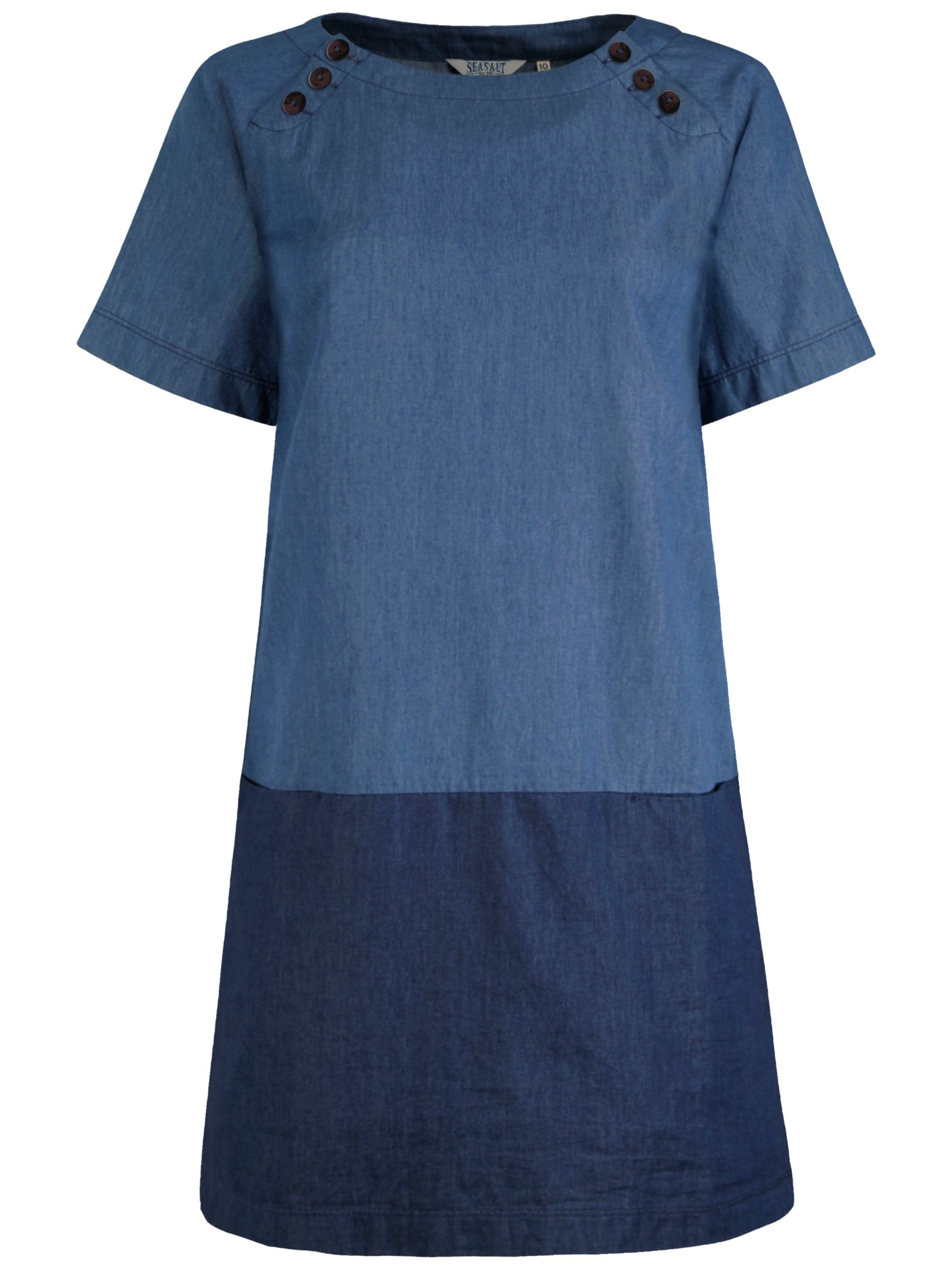 seasalt hops cotton dress indigo, seasalt, hops, cotton, dress, indigo, 16|14|12|10|8, women, womens dresses, 1927301