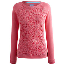 Buy Joules Alice Sweatshirt, Pretty Pink Online at johnlewis.com