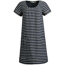 Buy Seasalt Marrack Dress, Squid Ink Online at johnlewis.com
