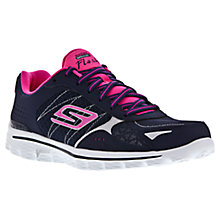 Buy Skechers GOwalk 2 Flash Sports Shoes Online at johnlewis.com
