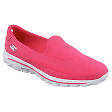 Buy Skechers GOwalk 2 Super Sock Sports Shoes Online at johnlewis.com