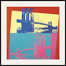 Buy Warhol - Brooklyn 1983 Online at johnlewis.com