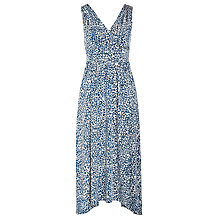Buy Marella Print Maxi Dress, Indigo Online at johnlewis.com