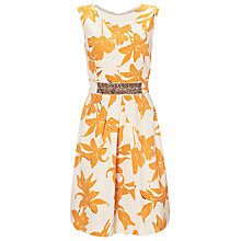 Buy Marella Floral Dress, Rope Online at johnlewis.com