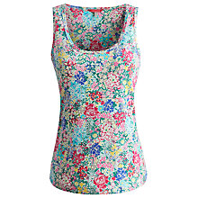 Buy Joules Fifi Vest, Cream Chelsea Floral Online at johnlewis.com