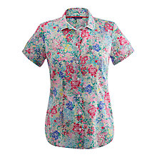 Buy Joules Carla Shirt, Cream Chelsea Floral Online at johnlewis.com