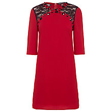 Buy Sugarhill Boutique Emmie Dress, Red Online at johnlewis.com