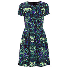 Buy Sugarhill Boutique Nicole Dress, Green Online at johnlewis.com