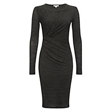 Buy Whistles Sophia Ruched Bodycon Dress Online at johnlewis.com