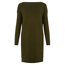 Buy Hobbs Boucle Jumper, Wheat Online at johnlewis.com