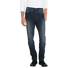 Buy Levi's 522 Slim Jeans, Sulphur Lake Online at johnlewis.com