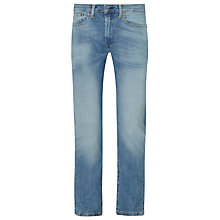 Buy Levi's Winnemucca 522 Slim Tapered Jeans, Light Wash Online at johnlewis.com