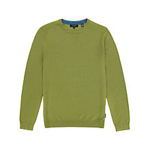 Buy Ted Baker Babcrew Merino Wool Jumper Online at johnlewis.com