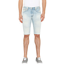 Buy Levi's 511 Slim Cut Off Denim Shorts, Pickle We Did Online at johnlewis.com
