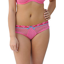 Buy Curvy Kate Princess Short Briefs, Cerise / Topaz Online at johnlewis.com