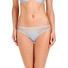 Buy Stella McCartney Cherie Sneezing Briefs, Cambridge Blue Online at johnlewis.com