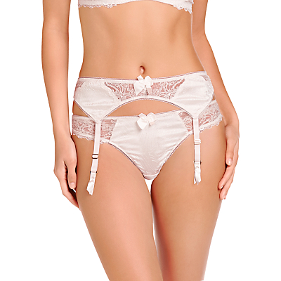 Stella McCartney Mia Loving Bridal Suspender, Floral White