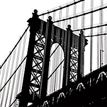 Buy Erin Clark - Manhattan Bridge Online at johnlewis.com