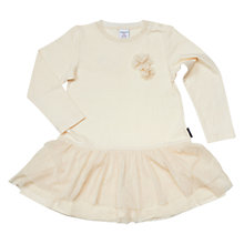 Buy Polarn O. Pyret Girls' Tulle & Flower Dress Online at johnlewis.com