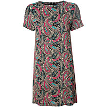 Buy True Decadence Tunic Dress, Red/Teal Online at johnlewis.com