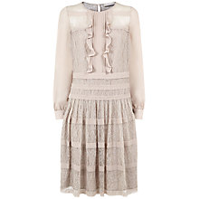 Buy Fenn Wright Manson Ivonne Dress, Buff Online at johnlewis.com