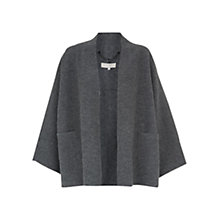 Buy Fenn Wright Manson Navina Coat, Grey Online at johnlewis.com
