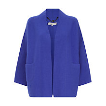 Buy Fenn Wright Manson Navina Wool Coat, Royal Blue Online at johnlewis.com
