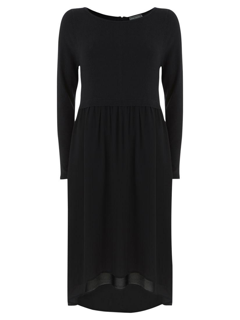 mint velvet knit top dress, mint, velvet, knit, top, dress, mint velvet, black|black|steel|steel|steel|steel|steel, 10|8|14|16|18|10|12, fashion magazine, women, brands l-z, special offers, womenswear offers, womens dresses, womens dresses offers, latest reductions, 1761562