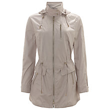 Buy Gerry Weber Showerproof Parka, Reed Online at johnlewis.com