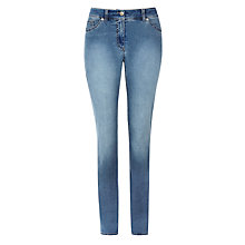 Buy Gerry Weber Roxy Perfect Fit Jeans, Blue Wash Online at johnlewis.com