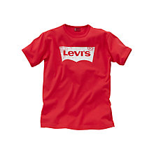 Buy Levi's Boys' Bat Logo T-Shirt Online at johnlewis.com