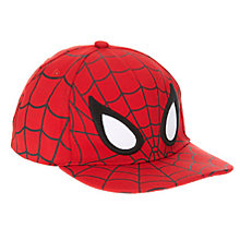 Buy Spider-Man Cap, Red Online at johnlewis.com