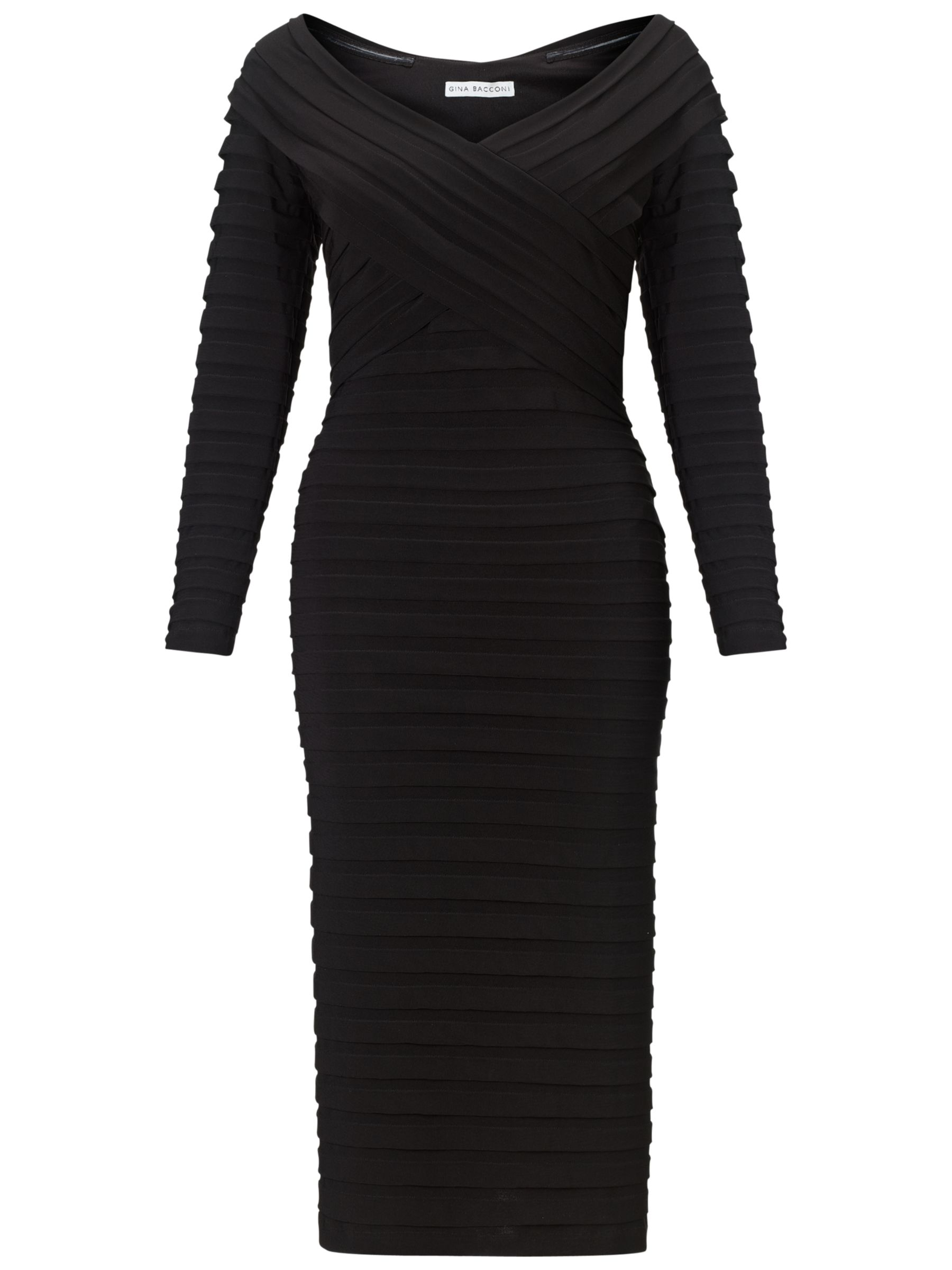 gina bacconi jersey bandage dress black, gina, bacconi, jersey, bandage, dress, black, gina bacconi, 8|10|12|20|14|16, clearance, womenswear offers, womens dresses offers, new years party offers, women, plus size, inactive womenswear, new reductions, womens dresses, special offers, 1769224