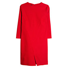 Buy Mango Cotton Blend Front Vent Dress Online at johnlewis.com