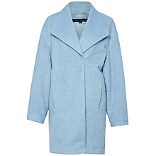 Buy French Connection Palace Coat, Morning Frost Online at johnlewis.com