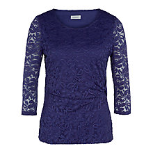 Buy Kaliko Twist Lace Top Online at johnlewis.com