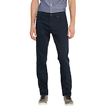 Buy Levi's Selvedge 501 Regular Jeans, Deep Sulphur Online at johnlewis.com