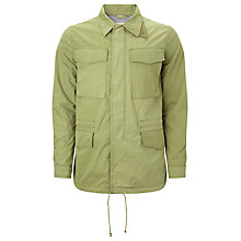Buy Bellerose Lupin Portobello Lightweight Jacket, Khaki Online at johnlewis.com