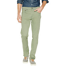 Buy Levi's Five Pocket Cotton Stretch Trousers Online at johnlewis.com