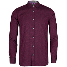 Buy Ted Baker Edwild Paisley Shirt Online at johnlewis.com