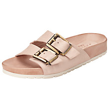 Buy Collection WEEKEND by John Lewis Grenoble Leather Sandals Online at johnlewis.com