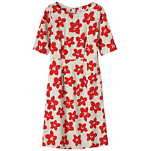 Buy Toast Natsumi Flower Print Dress Online at johnlewis.com