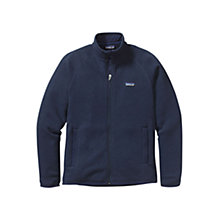 Buy Patagonia Insulated Better Sweater™ Fleece Jacket, Navy Online at johnlewis.com