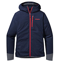 Buy Patagonia Levitation Hooded Jacket, Navy Online at johnlewis.com