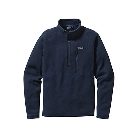 Buy Patagonia Better Sweater™ 1/4 Zip Fleece Online at johnlewis.com