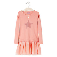 Buy Mango Kids Girls' 2 in 1 Tulle Dress Online at johnlewis.com