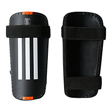 Buy Adidas 11 Lite Shin Pads, Black/White Online at johnlewis.com