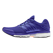 Buy Adidas Supernova 7 Glide Women's Running Shoes, Night Flash Online at johnlewis.com